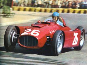 Ascari Lancia D50 Espanha 1954