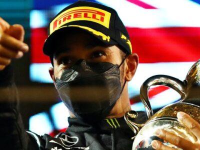 A Vitória de Lewis Hamilton no GP do Bahrein de F1