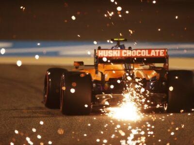Treinos do GP do Bahrein de F1