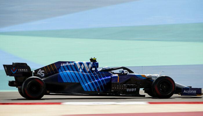 Williams FW 43