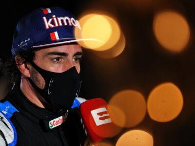 A Incerteza de Fernando Alonso
